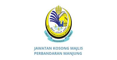 Jawatan Kosong Majlis Perbandaran Manjung 2020 (MPM)