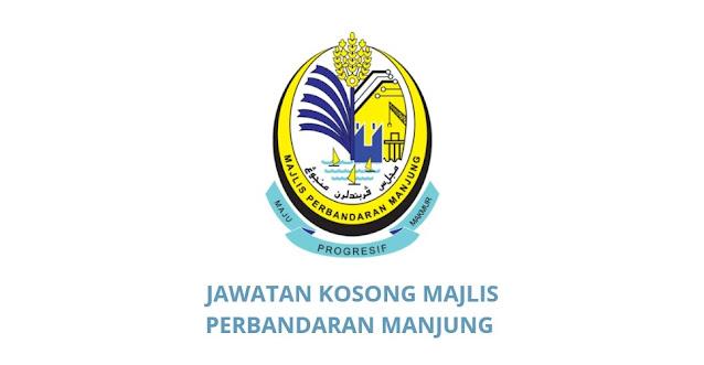 Jawatan Kosong Majlis Perbandaran Manjung 2021 (MPM)