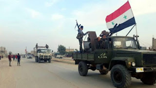 Rezim Syiah Suriah Siapkan Serangan Besar di Suriah Utara