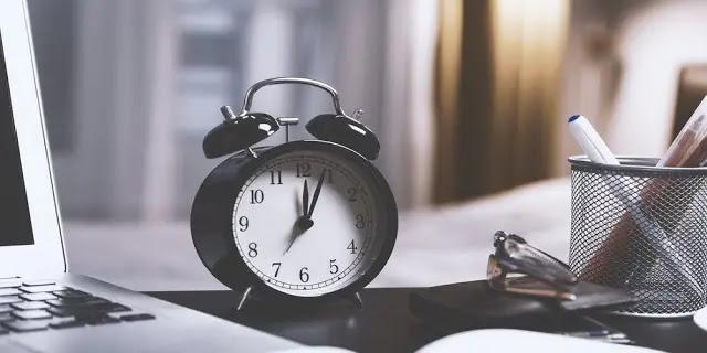 تنظيم الوقت اليومي