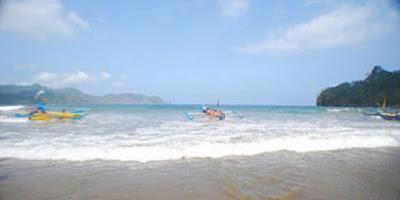Rute /Akses Menuju Pantai Banyu Anjlok Malang