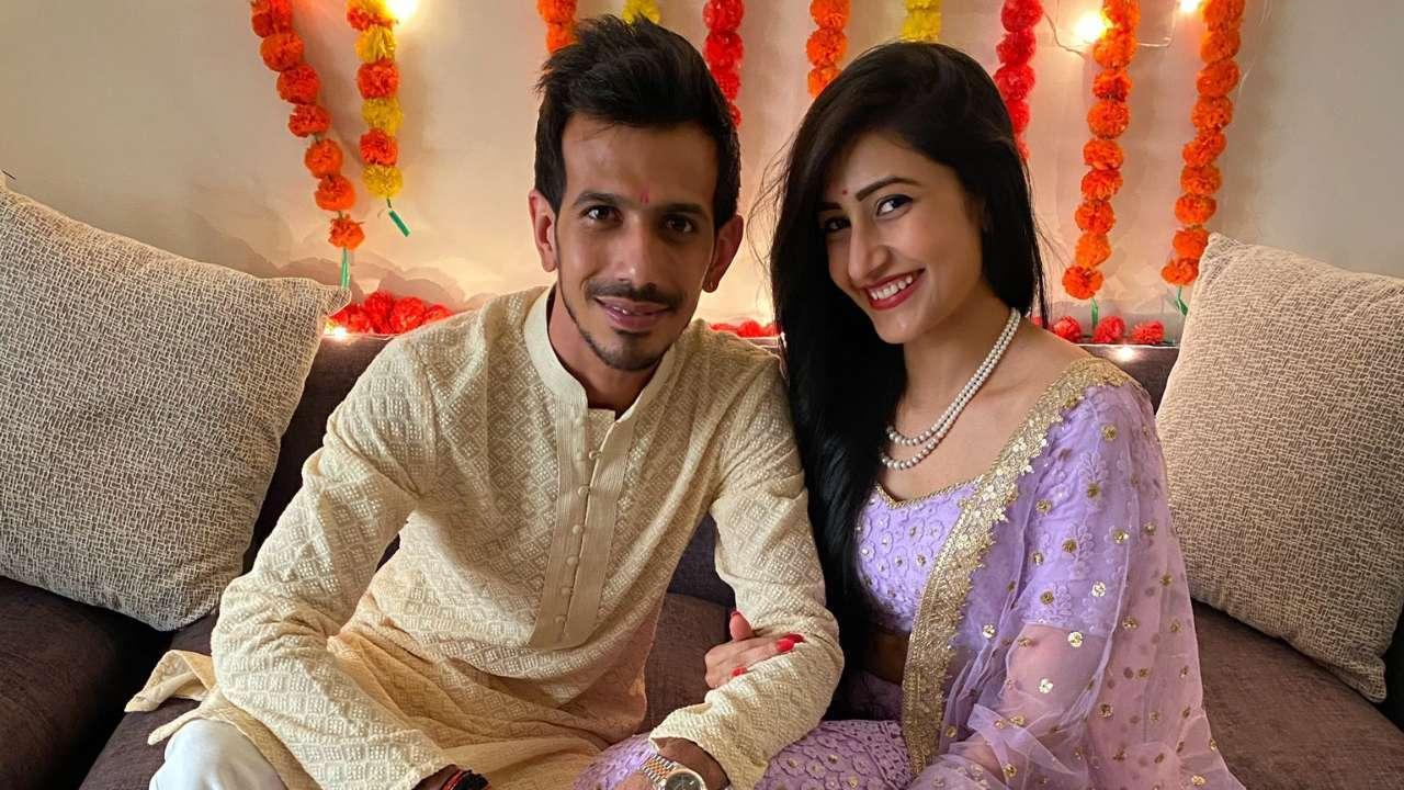 Actors Gossips: Dhanashree Verma viral dance videos: Yuzvendra Chahal fiancee grooves with Guru Randhawa, Sargun Mehta