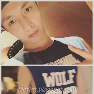 Latest Photos Of EXO Lay