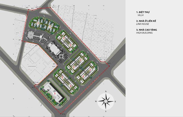giá bán Dự án Helianthus Center Red River Vimefulland Cổ Dương Tiên Dương Đông Anh mặt đường quốc lộ 23b