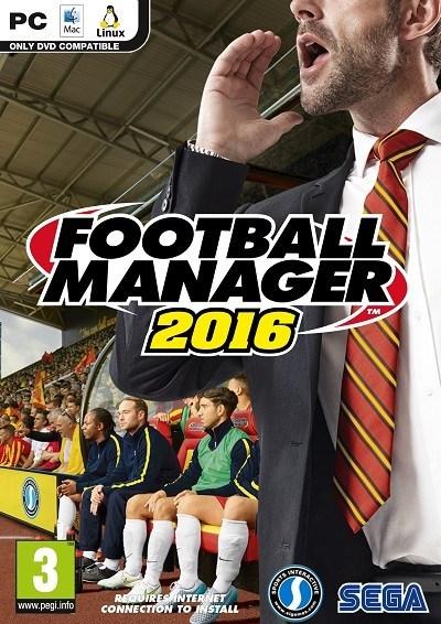 Football Manager 2016 Full Tek Link indir