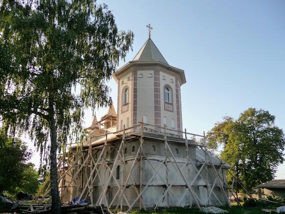 Лунка. Церковь Преподобной Параскевы