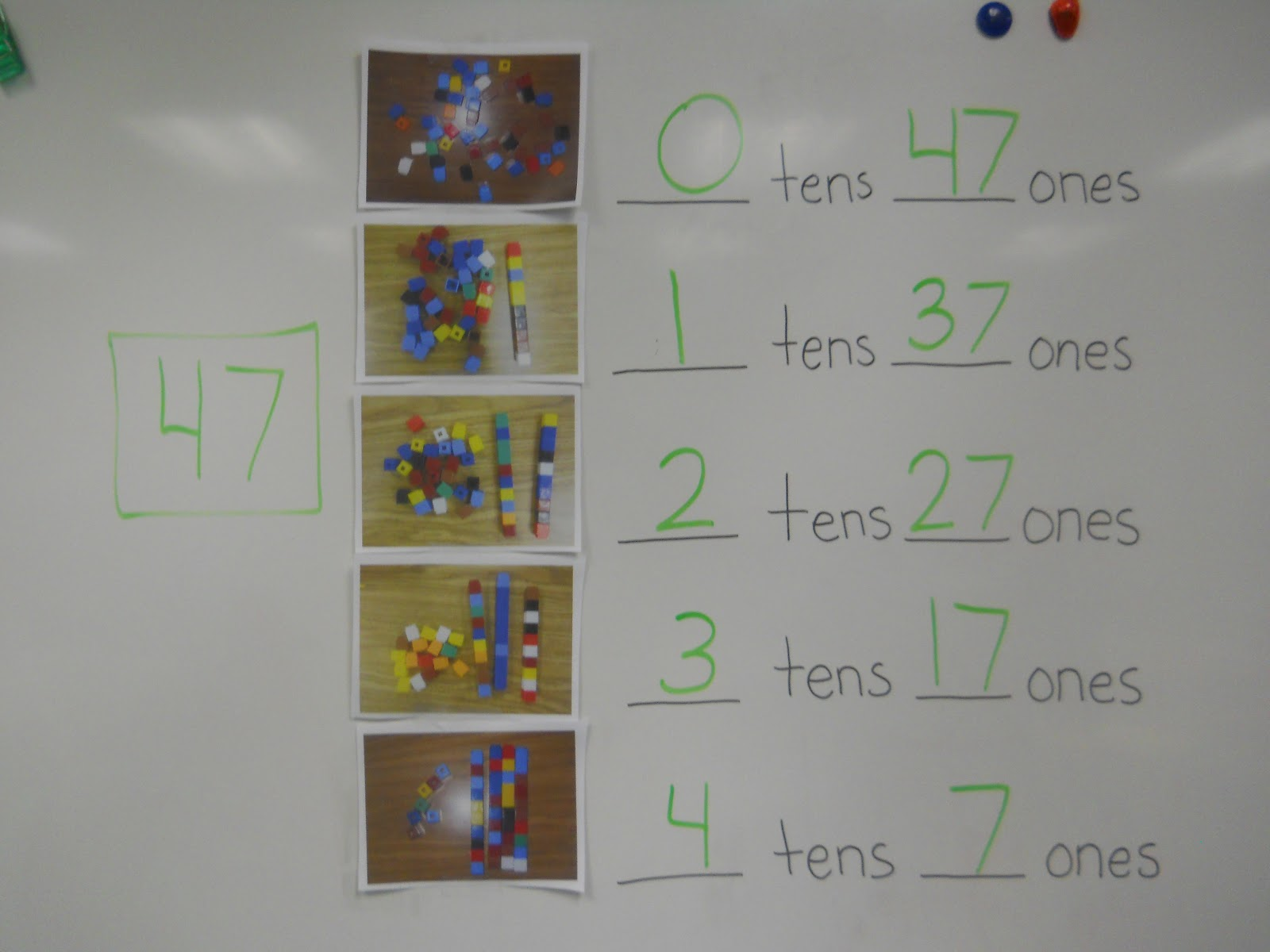 Mrs T S First Grade Class Decomposing In Pictures