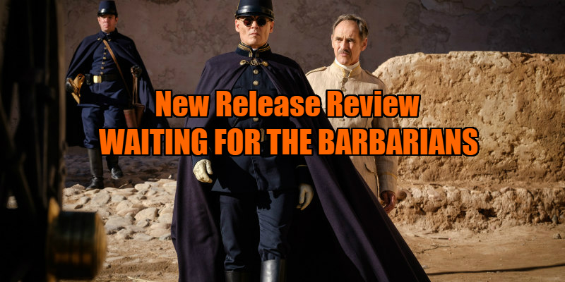 Waiting for the Barbarians review