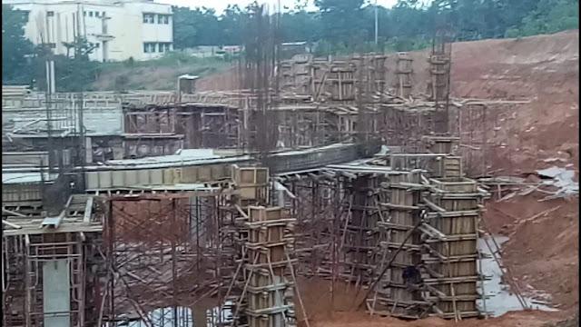 Uang Muka Gedung Auditorium UIN STS Jambi Ternyata Buat Bayar Utang Rp4,5 Miliar