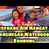 Kolam Renang Air Hangat di Bandung (Panghegar Waterboom) | Tempat Wisata Anak Bandung