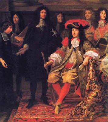 Ο Λουδοβίκος ΙΔ΄ το 1666