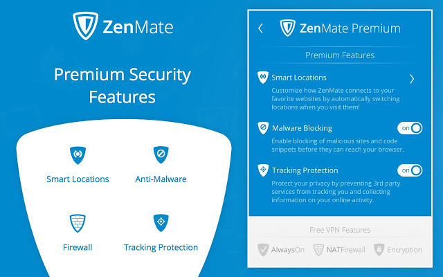 Zenmate Vpn Premium for PC 2018