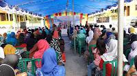 Hadiri Reses di Dapil-3, Feri Disambut Penuh Antusias di Kelurahan Rite