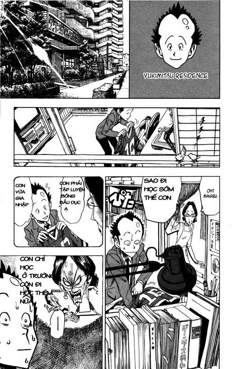 Eyeshield 21 chapter 34 trang 7