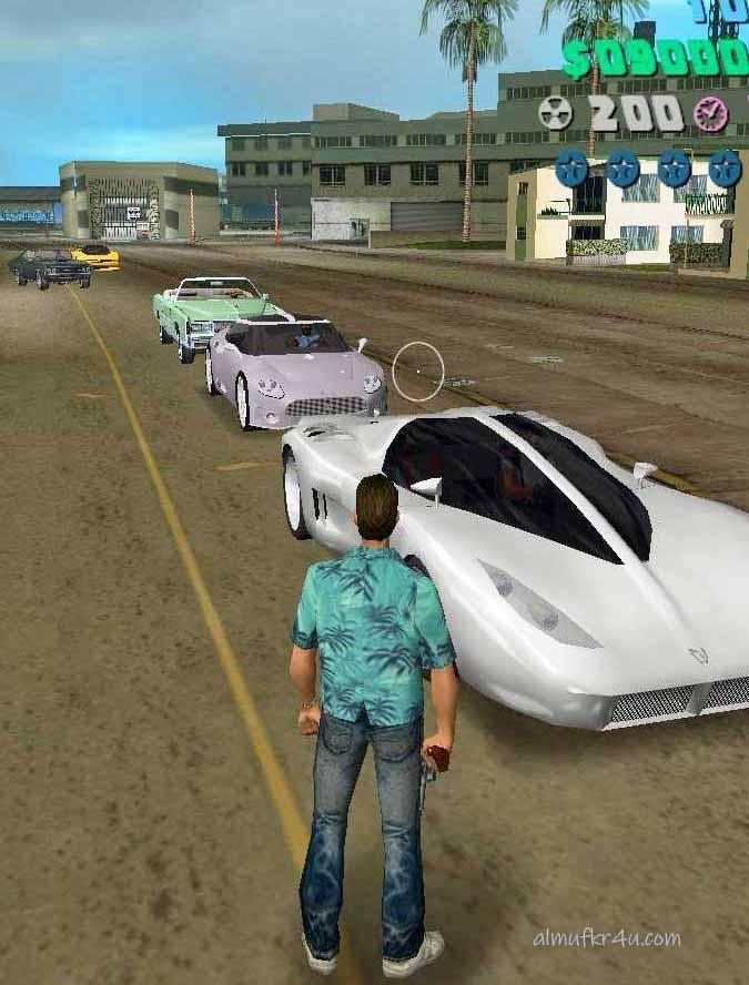 تحميل لعبة Gta 5 كاملة للكمبيوتر برابط مباشر