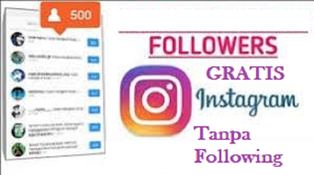 follower Followers Gratis Instagram Tanpa Followings gratis instagram tanpa following