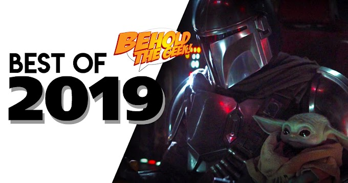 Best of 2019 (Television): The Mandalorian