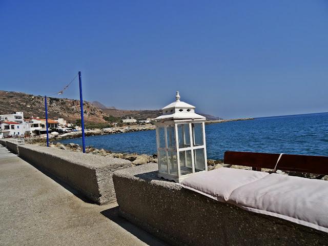 jak się suszą ośmiornice w Grecji na słońcu