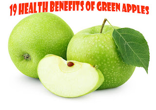 19 Amazing Health Benefits of Eating Green Apples