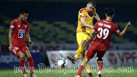 """HLV """"ngoại"""" của Clb Thanh Hóa chê tư duy chơi bóng của các cầu thủ Việt Nam."""