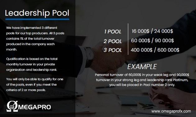 OmegaPro Leadership Pool