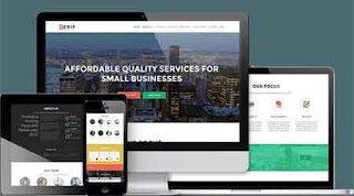 Zerif Pro WordPress Theme