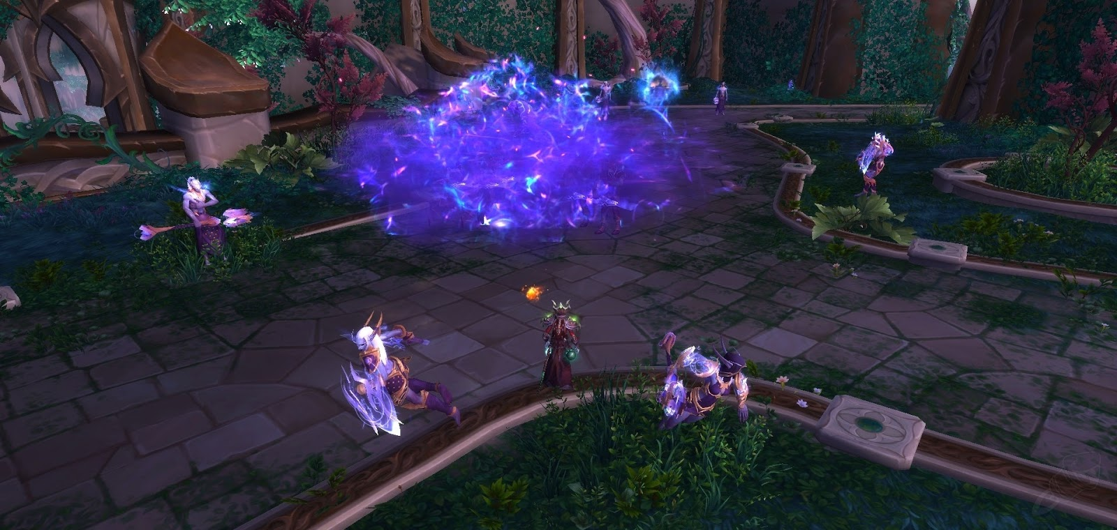 Master Of World Of Warcraft Faster Hidden Artifact For Fire Mages