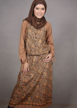 trend baju batik terbaru