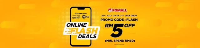 4 Sebab Kenapa Seronok Shopping Online di PGMall