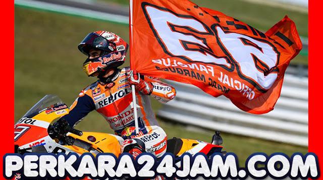 Inilah Torehan Marc Marquez Di MotoGP Yang Fantastis
