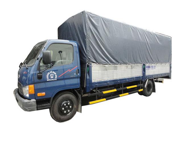 bạt trùm xe tải có trọng tải lớn