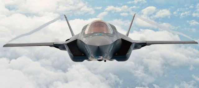 «Ορατό» το... αόρατο F-35 - Σε εγρήγορση οι ΕΔ