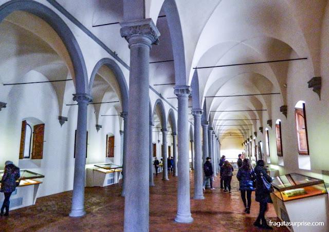 Primeira biblioteca pública do Ocidente: Mosteiro de San Marco, Forença