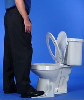 Flipper - Toilet Seat Pedal