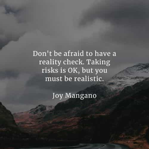 Taking risk quotes that'll help you achieve your goals