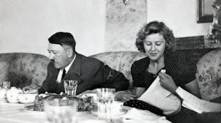 Αδόλφος Χίτλερ - Εύα Μπράουν Eva Braun Hitler