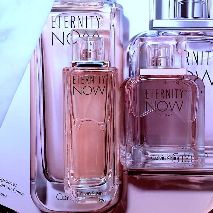 Calvin Klein Eternity Now for women fragrance: A quick review