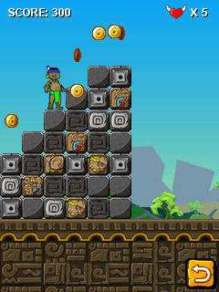 Bheem World Java Game