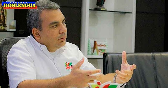 Alcalde Chavista de Aragua Pedro Bastidas no resistió al Chino
