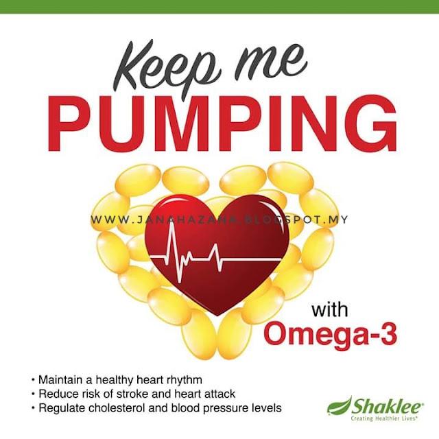 shaklee omega 3