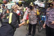 Kapolres Purbalingga: Kami Melihat Masih Banyak Warga Belum Menggunakan Masker