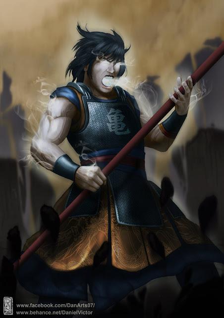 Goku por Daniel Victor