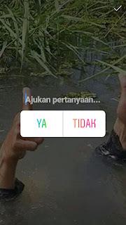 Cara Membuat Story Vote Instagram