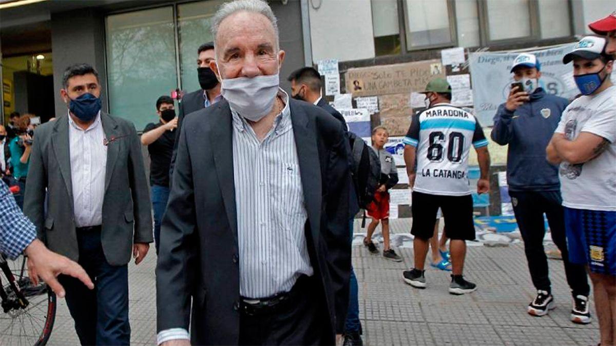 """El médico Alfredo Cahe declaró que la muerte de Maradona """"era totalmente evitable"""""""
