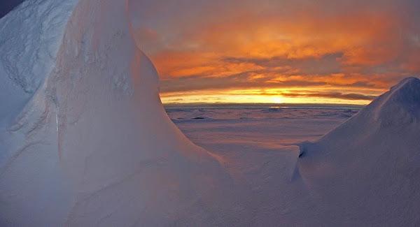 Pourquoi l'Arctique se réchauffe-t-elle trois fois plus vite que toute la planète?