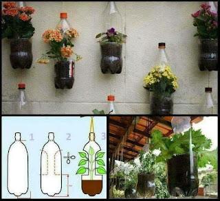 como se hace un jardin vertical