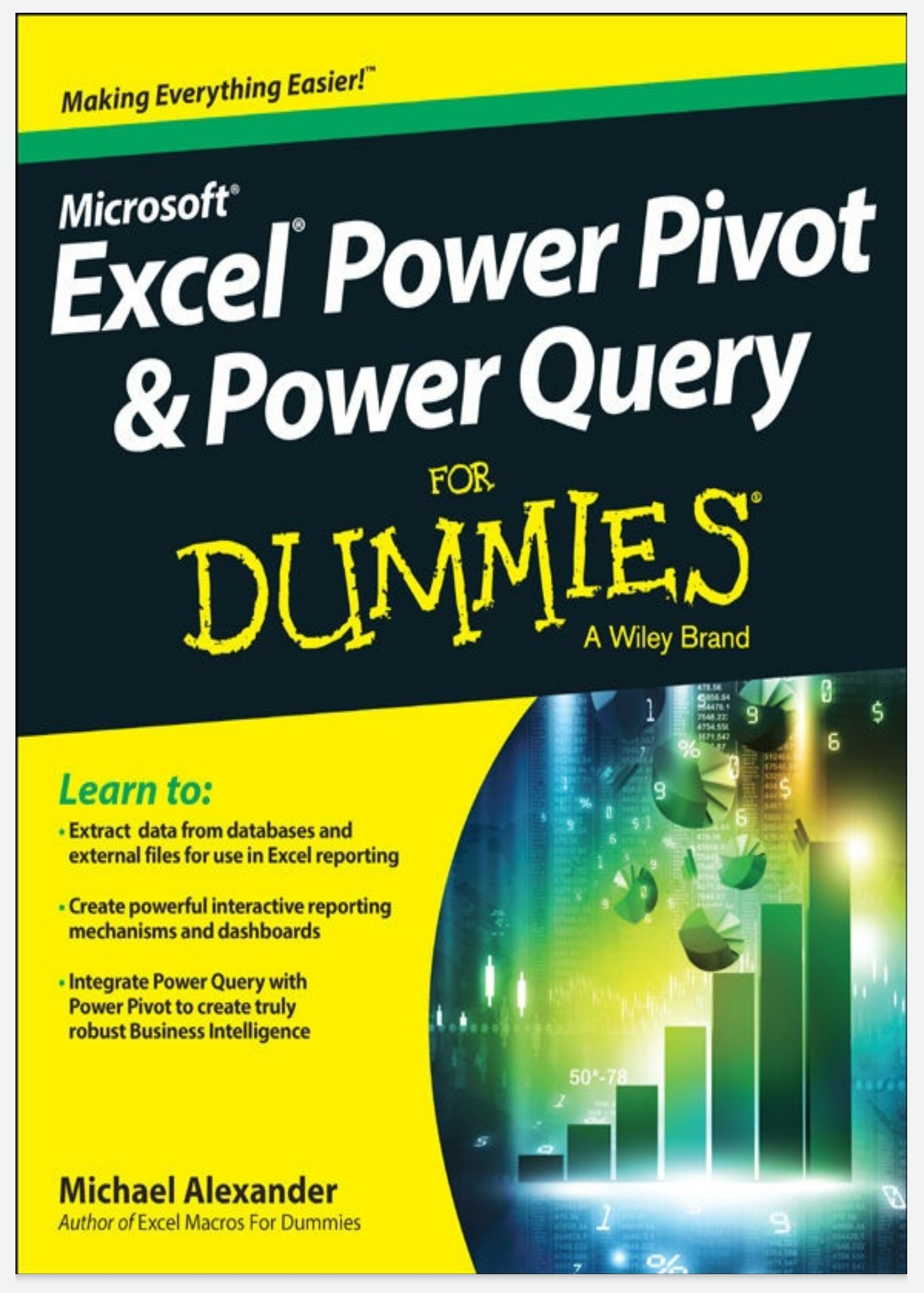 Excel Power Pivot and Power Query for Dummies – Wiley FREE EBOOK PDF