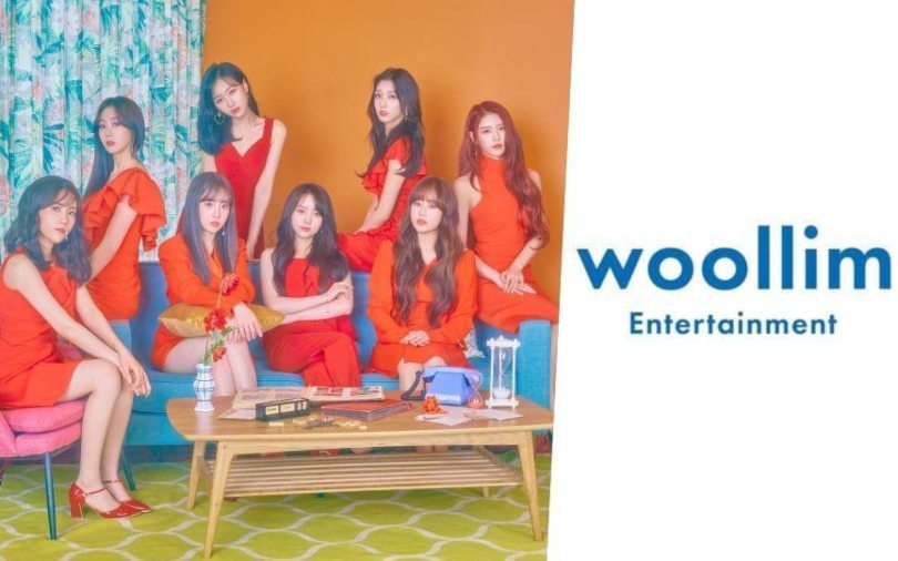 Woollim Entertainment announced on Lovelyz