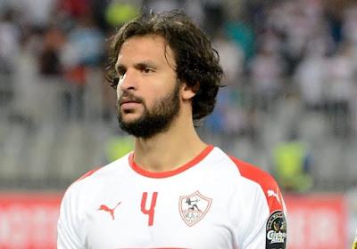 محمود علاء أعتذر عن واقعة بيراميدز.. الزمالك ضد بيراميدز