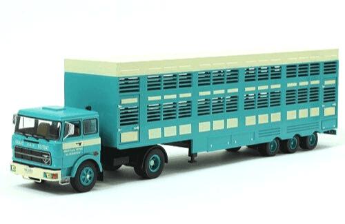 coleccion camiones articulados, camiones articulados 1:43, UNIC T 270 A2 camiones articulados